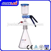 JOAN LAB Appareil de filtration de solvant en verre borosilicate