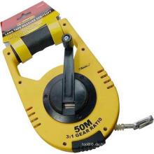 Hand-Werkzeug-langer Maßband Soem-Dekoration-messendes Band