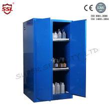 Dangerous Goods Chemical Storage Cabinet , Steel