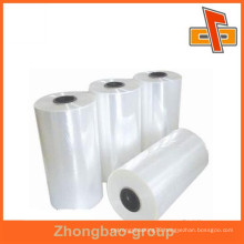 Packaging film guangzhou vendor customizable airtight packing shrink wrap film for food and beverage packing
