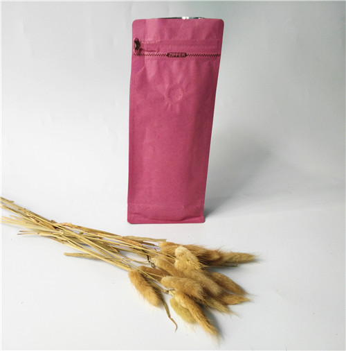 Pocket Zipper Packaging Bag