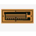 Temperature Measuring Inductance Resistor