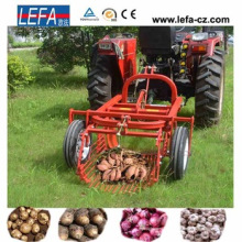 Kleine Traktor Einreihige Süßkartoffel Digger