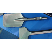 65A Clay Spade Chisel with 400mm Lenght, Sand Blast