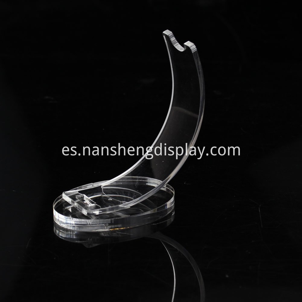Acrylic Glass Pen Holder