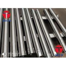 Трубы бесшовные прецизионные стальные 42CrMo + QT