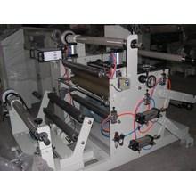 Papier d'artisanat / Brown papier plastifier Machine avec fonction de refendage