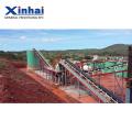 minerai de cuivre machine de traitement de l'usine de traitement vendu à travers le monde