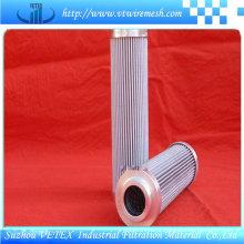 Elemento de filtro SUS 304L Vetex
