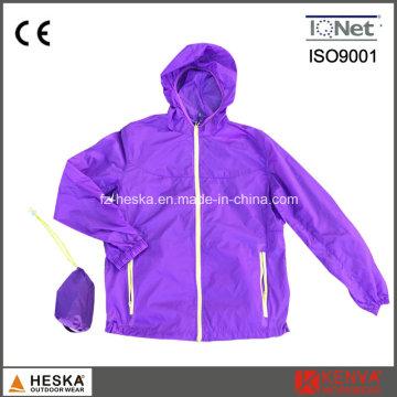 Sommer leichte Windjacke Outdoor-dünne Haut Jacke