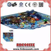 Ocean Theme Indoor Soft Play Equipo con En1176