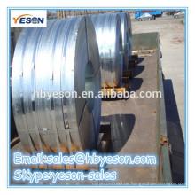 verzinkter Stahl