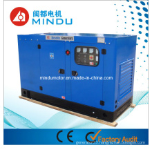 80kVA Water Cooled Lovol Engine Diesel Electric Generators