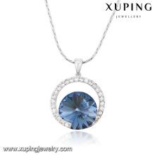 43216 mais novos cristais de charme de pingente de jóias swarovski necklce