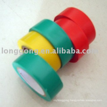 Different Colors PVC electrical tape (flame retardant)