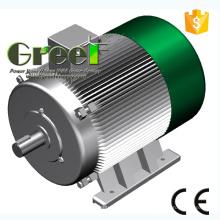 Générateur d'aimant permanent de 10kw 200rpm avec triphasé