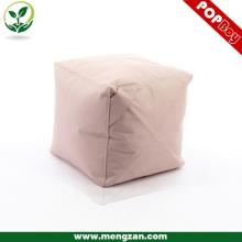 2013 уникальный кубический стул beanbag, куб 40x40x40cm