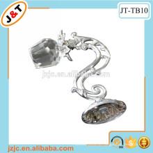 Eisen Vorhang Stange Fabrik in Hangzhou heißen Verkauf dekorative Metall Eisen Krawatte zurück