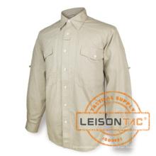 La chemise tactique pour les militaires répond à la norme ISO