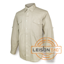 Tactical Shirt for Military Meets ISO Standard