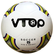 White Color Smooth Surface High Quality Football