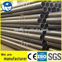 Spécifications en tube de structure en forme de ASTM A500 soudées au carbone