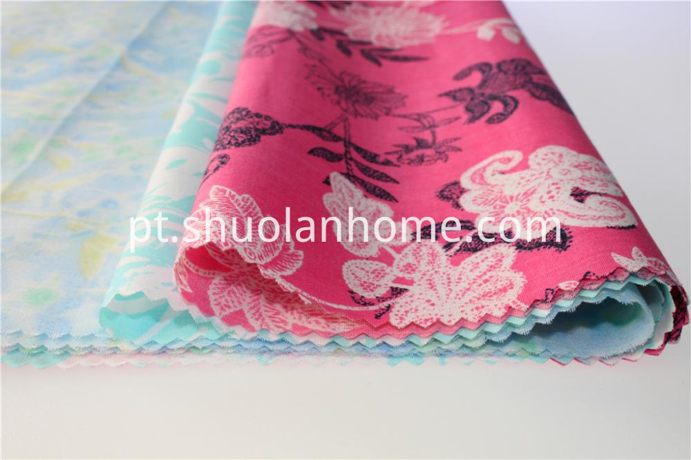 Big Flower Fabric
