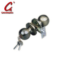 Furniture Hardware Brass Ball Knob Door Lock