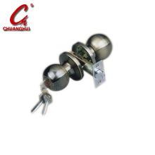 Мебельная фурнитура Латунный шар Ручка двери Lock