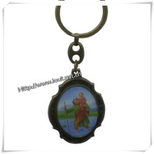 Hot Selling Metal Key Chain, Religious Gifts (IO-ck097)