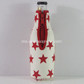 Reka Bentuk Star Waterproof Insulated Neoprene Beer Coolers