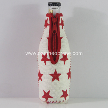 Customized Beer Bottle Holder Neoprene Promotion Gifts