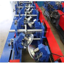 auto c purlin 300 steel channe making machine