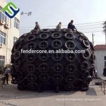 Submarine Hydro-pneumatic fender for Navy
