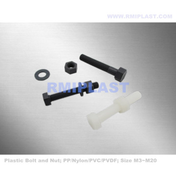 PVDF Bolt and Nut For Chemical