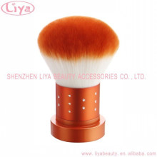 Diamant-Kabuki Duster Farbpulver behandeln Make-up Pinsel