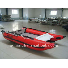 HH-P330 rigid inflatable high speed catamaran boat