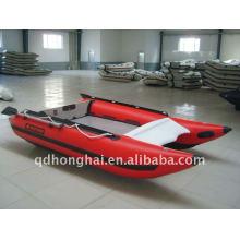 HH-P330 жесткие надувные высокая скорость лодки катамарана