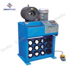 Einfache Bedienung Hydraulikschläuche Verarbeitungsmaschine HT-91H-6