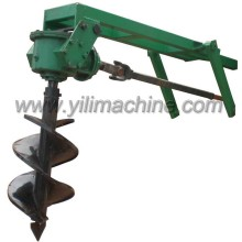 Earth Auger Tractor Mounted Hole Digger