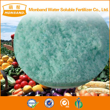 Fertilizante 100% soluble en agua NPK 20 20 20