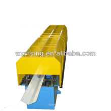 YTSING-YD-4025 Pass CE and ISO Ridge Cap Roll Forming Machine, Ridge Cap Roll Forming Machine WuXi, Ridge Cap Making Machine