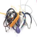 Ювелирные изделия Оптовый кожаный браслет регулируемый браслет