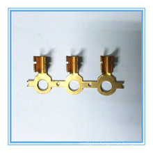 Precision Round Terminals with Brass From China (HS-DZ-0023)