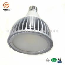 Cixi Ningbo 18W SMD dimmable impermeable PAR38 5630 smd llevó la luz