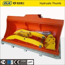 polegar hidráulico para escavadeira bom cilindro polegar hidráulico para escavadeira