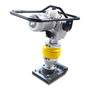 High speed electric compactor tamping hammer