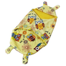 baby blanket swaddle 100%cotton swaddle adjustable