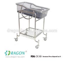 DW-CB03 recém-nascido cama de bebê com aço inoxidável completo barato na venda