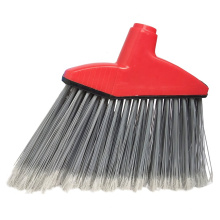 Factory hot sale plastic angle cleaning broom floor brush with dustpan a set indoor or outdoor usage